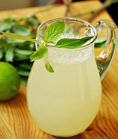 базиликовый коктейль рецепт